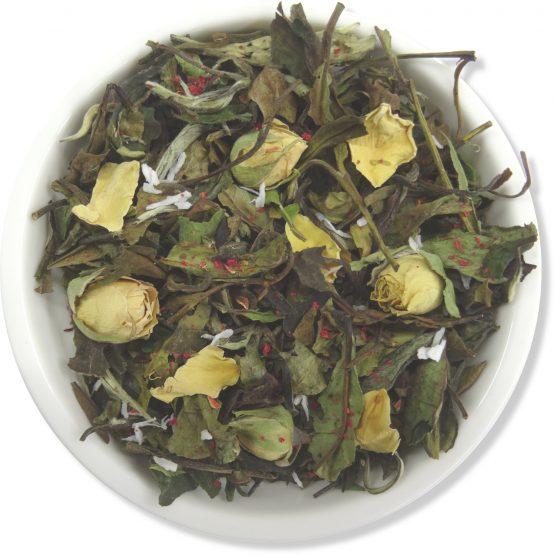 Herbata Biała Róża