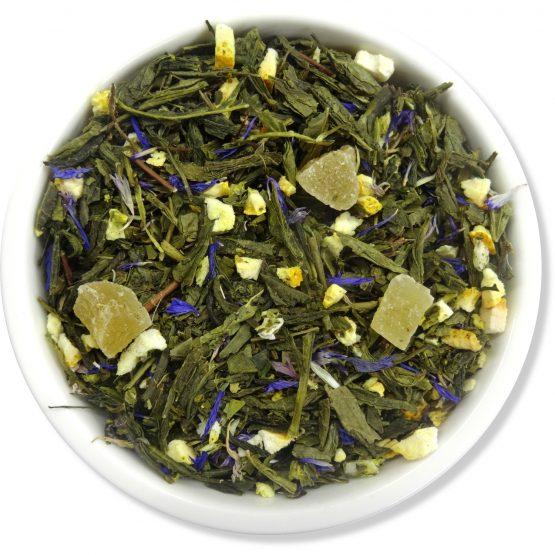 Herbata Głębia Pacyfiku