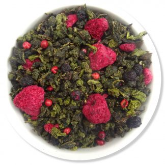 Herbata Lśniąca Rosa