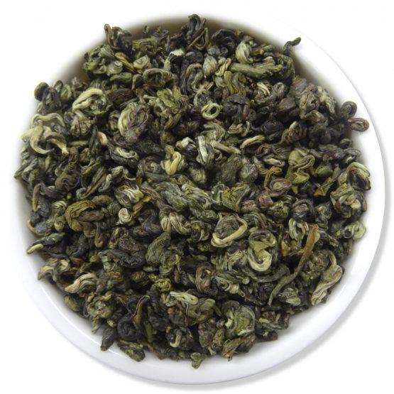 yunnan silver tips bi hong green